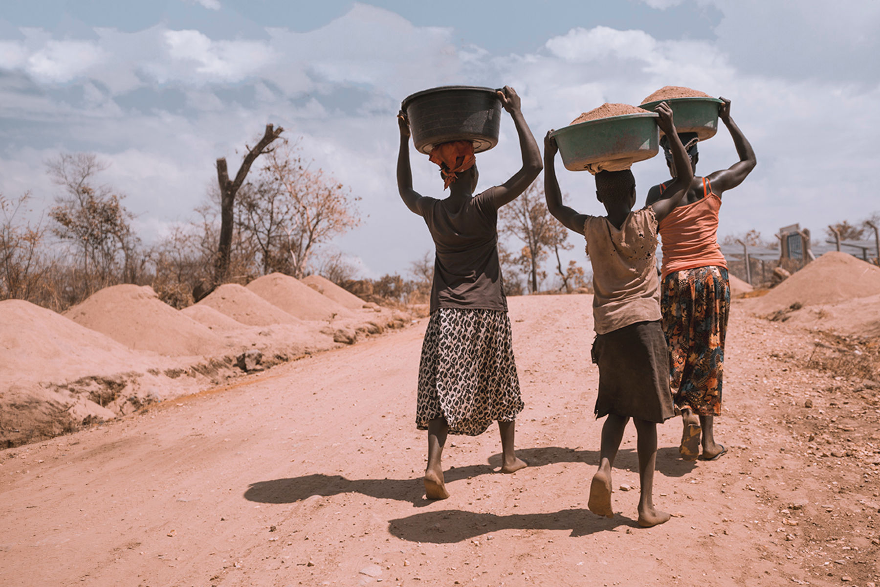 Leadership Training for Women in Uganda