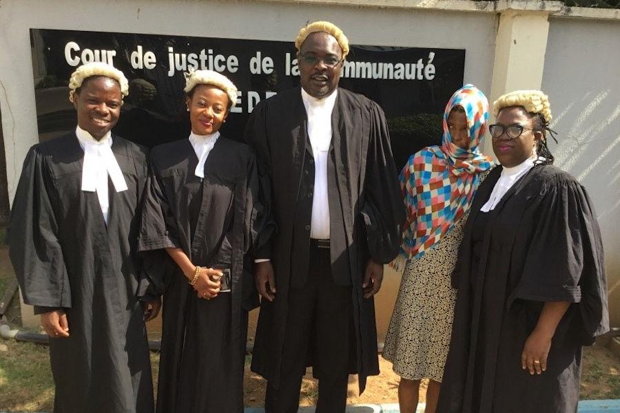 Litigation to Reform Domestic Violence Laws, Nigeria