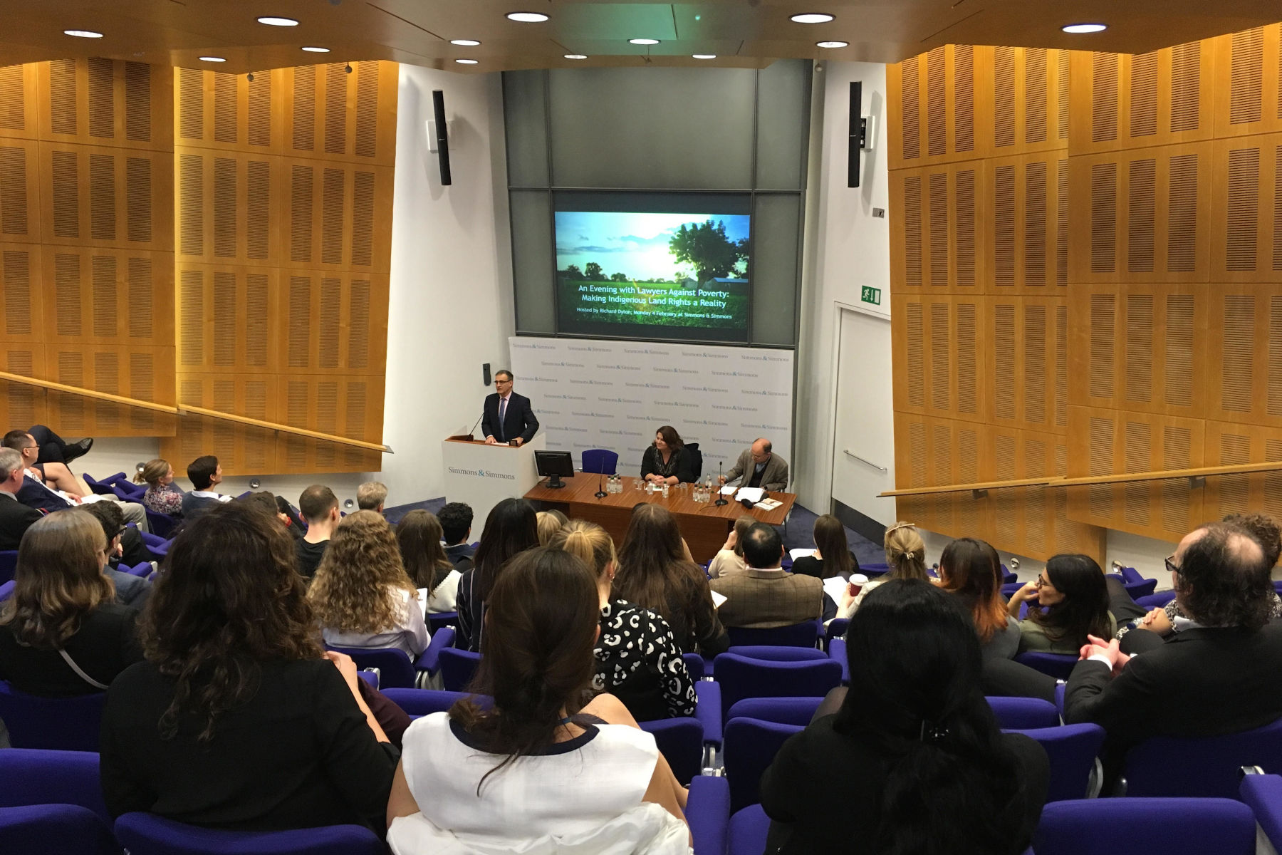 Event Report: Making Indigenous Land Rights a Reality