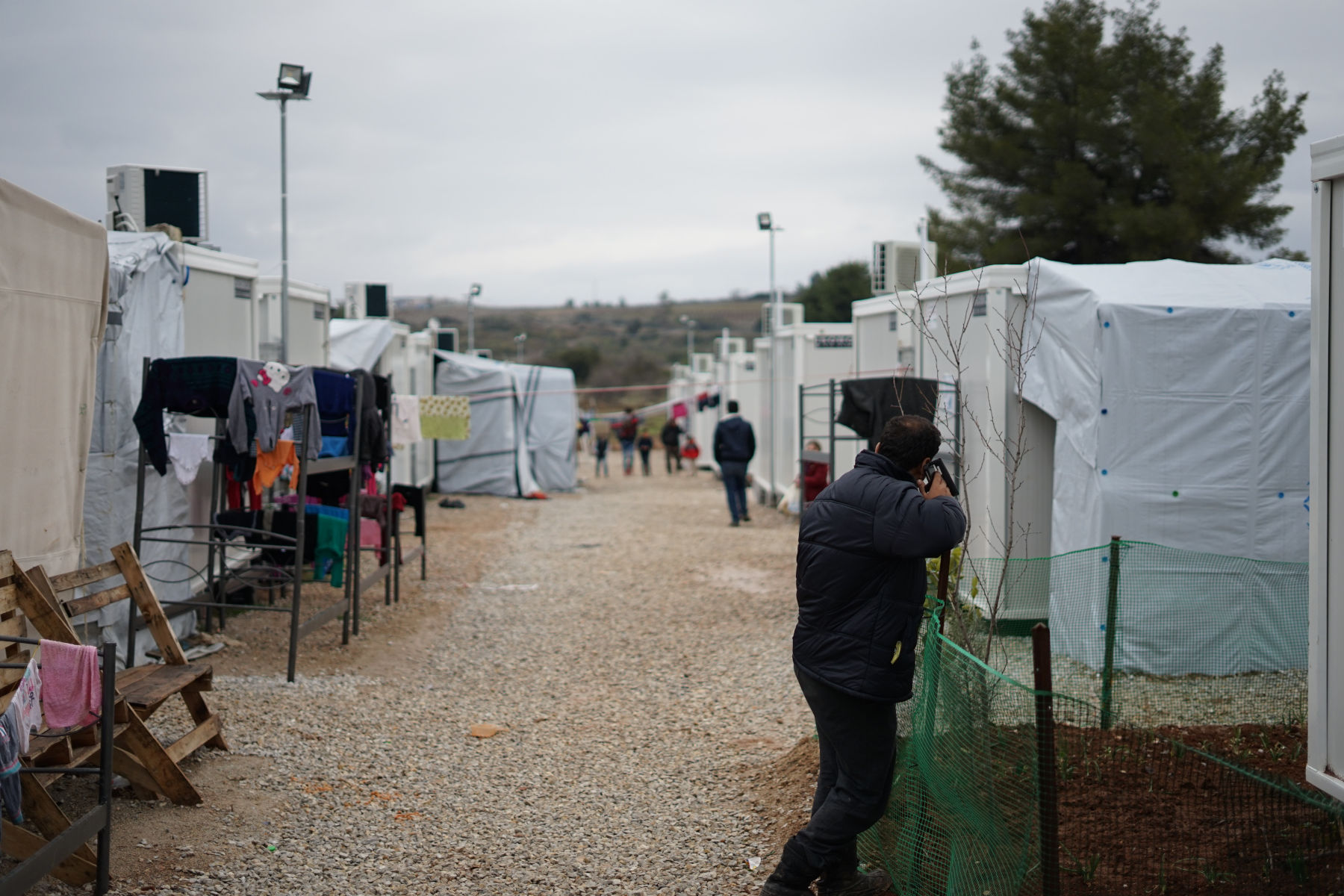 Update: Critical need for legal services after Moria camp fire